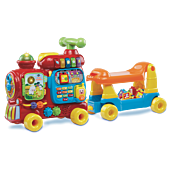 VTech - Pociąg Podróżnika